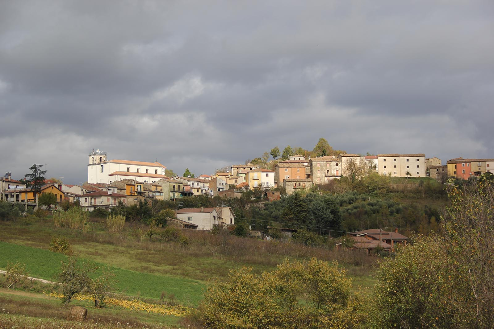 colle d'anchise