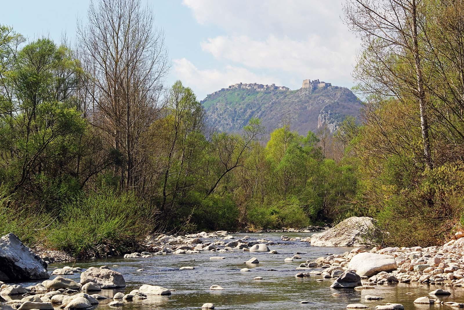 fiume biferno